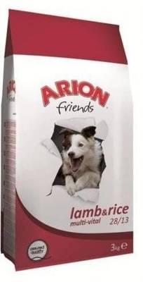 Arion Friends Lamb & Rice Multi-Vital 28/13 - 15kg