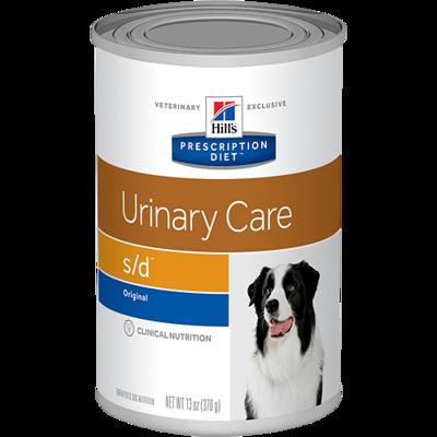 HILL'S PD Prescription Diet Canine s/d konservai šunims 370g