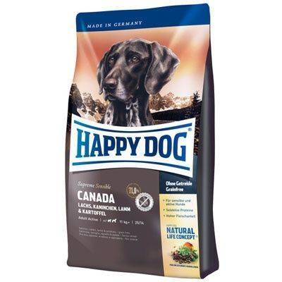 Happy Dog Supreme Sensible Canada 12,5kg