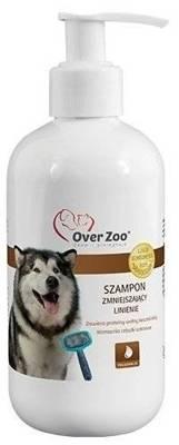OVER ZOO Šampūnas mažinantis šėrimasi šunims 250ml