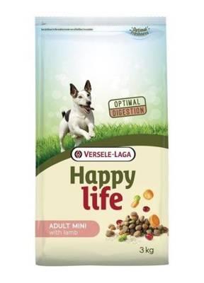 VERSELE-LAGA Happy Life Adult Mini Lamb 3kg