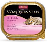 ANIMONDA Cat Vom Feinsten Baby Pate 100g