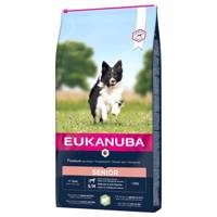EUKANUBA Mature&Senior All Breeds Lamb & Rice 12kg